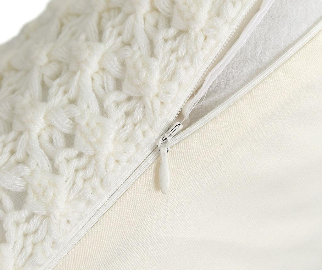 Ukrasni jastuk Denmark White 45x45 cm
