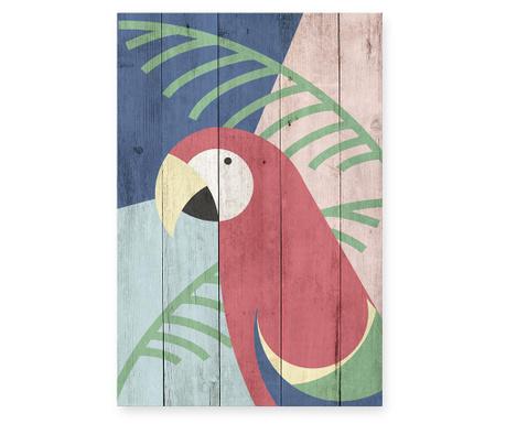 Slika Parrot 40x60 cm