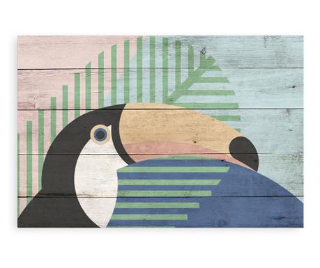 Slika Tucan 40x60 cm