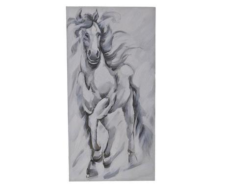 Tablou Horse Prince 50x100 cm