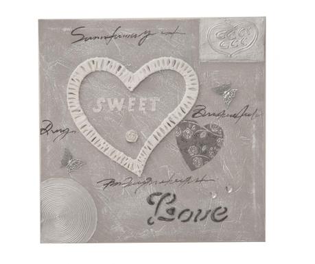 Tablou Sweetheart 50x50 cm