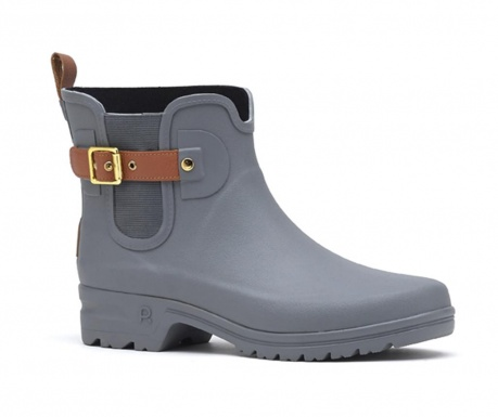 Ženski dežni škornji Active Grey 40