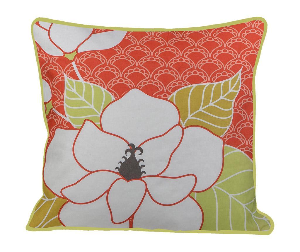 Perna decorativa Lotus Saffron 45x45 cm