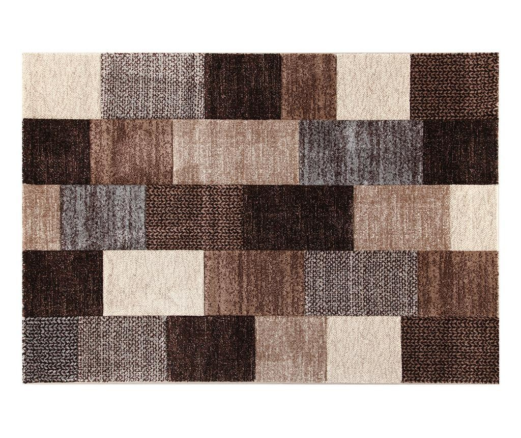 Covor Ray Beige Brown 160x230 cm
