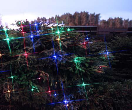 Plasa luminoasa pentru exterior Glow 100x200 cm