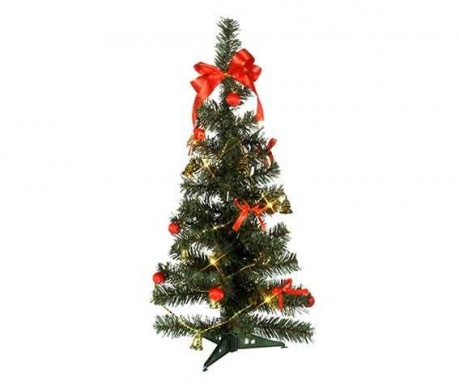 Brad artificial cu LED-uri Christmas Tree 60 cm