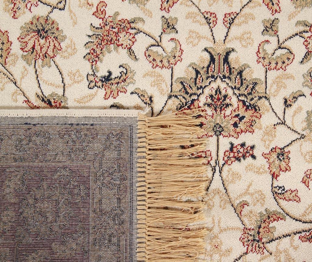 Farshian Hereke Ivory Szőnyeg 140x190 cm