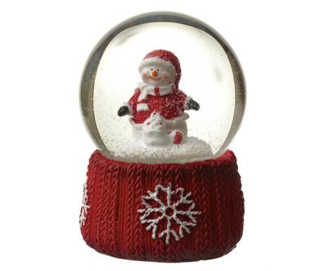 Decoratiune Simple Snowman