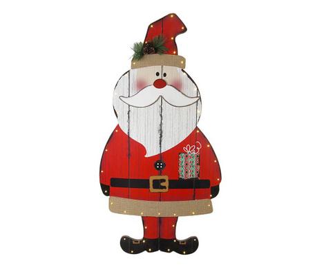 Decoratiune luminoasa Cute Santa
