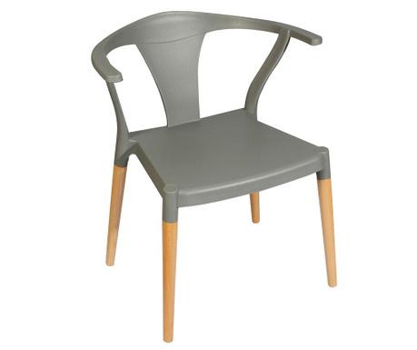 Židle Shanghai Grey Natural