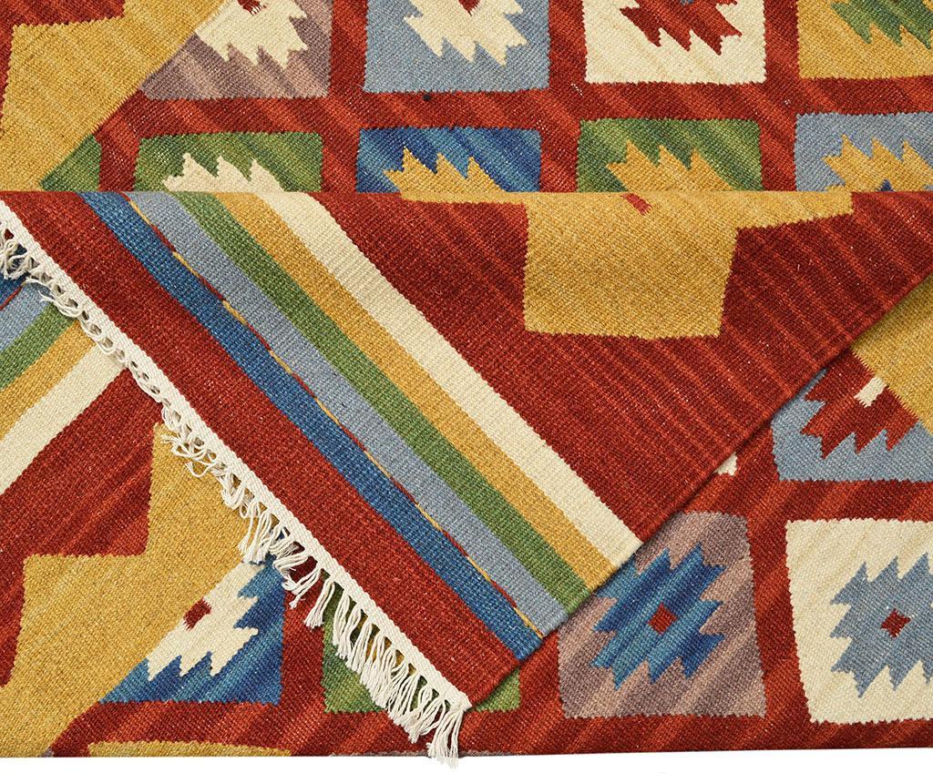 Tepih Kilim Adamaris Red 170x230 cm