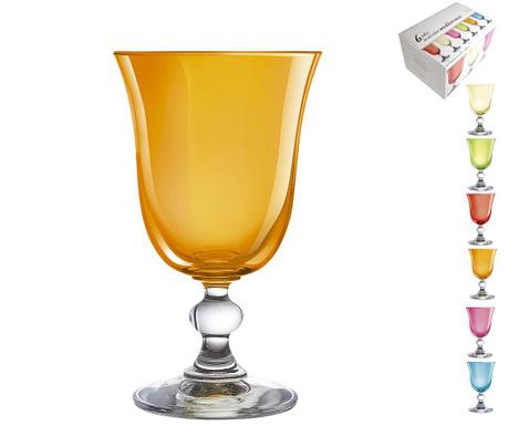 Zestaw 6 kieliszków Mediterraneo 220 ml
