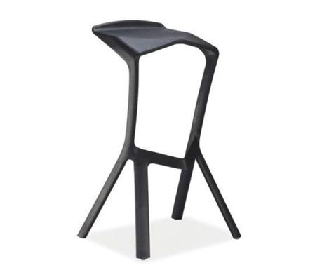 Barski stol Astin Black