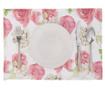 Sada 2 prestierania Flowery Pink 33x45 cm