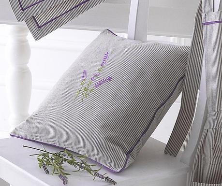 Fata de perna Lavender 40x40 cm