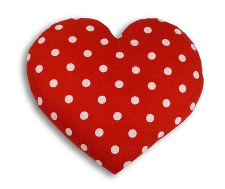 Θερμικό μαξιλάρι Heart Polka
