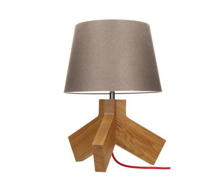 4a00aad6135 Нощна лампа Tilda Natural Grey Brown - Vivre.bg