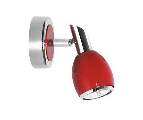 Stenska svetilka Colors Chrome  Red