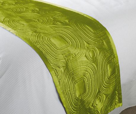 Uski ukrasni prekrivač Bossed Green 46x220 cm
