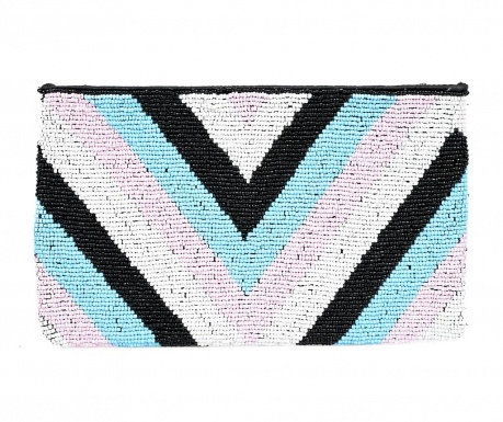 Envelope bag Multicolor and Blue