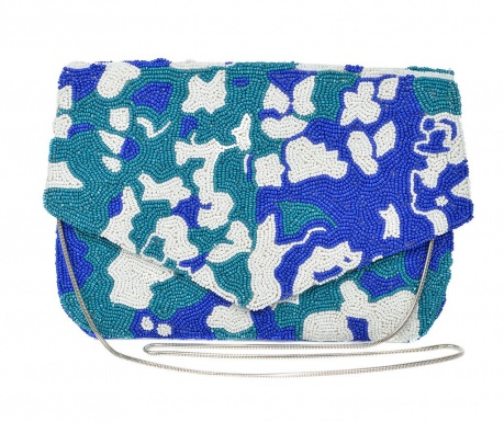 Envelope bag Sierra Blue & Green