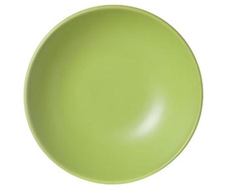 Hluboký talíř Serena Green