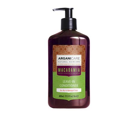 Balsam bez spłukiwania  do  włosów suchych i zniszczonych Macadamia 400 ml