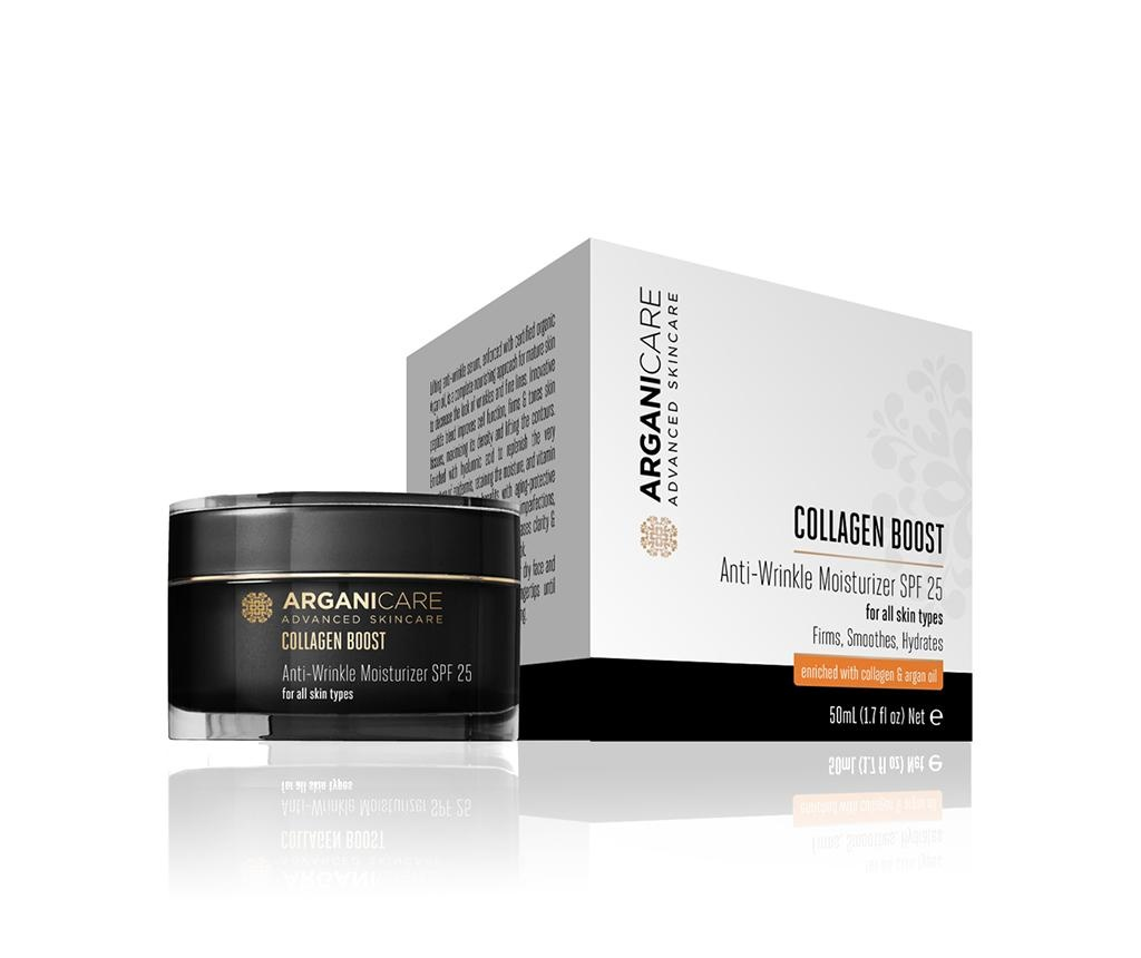 Crema antirid cu protectie SPF25 Perfecting Collagen 50 ml
