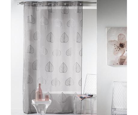 Záclona Palmy Grey 140x240 cm