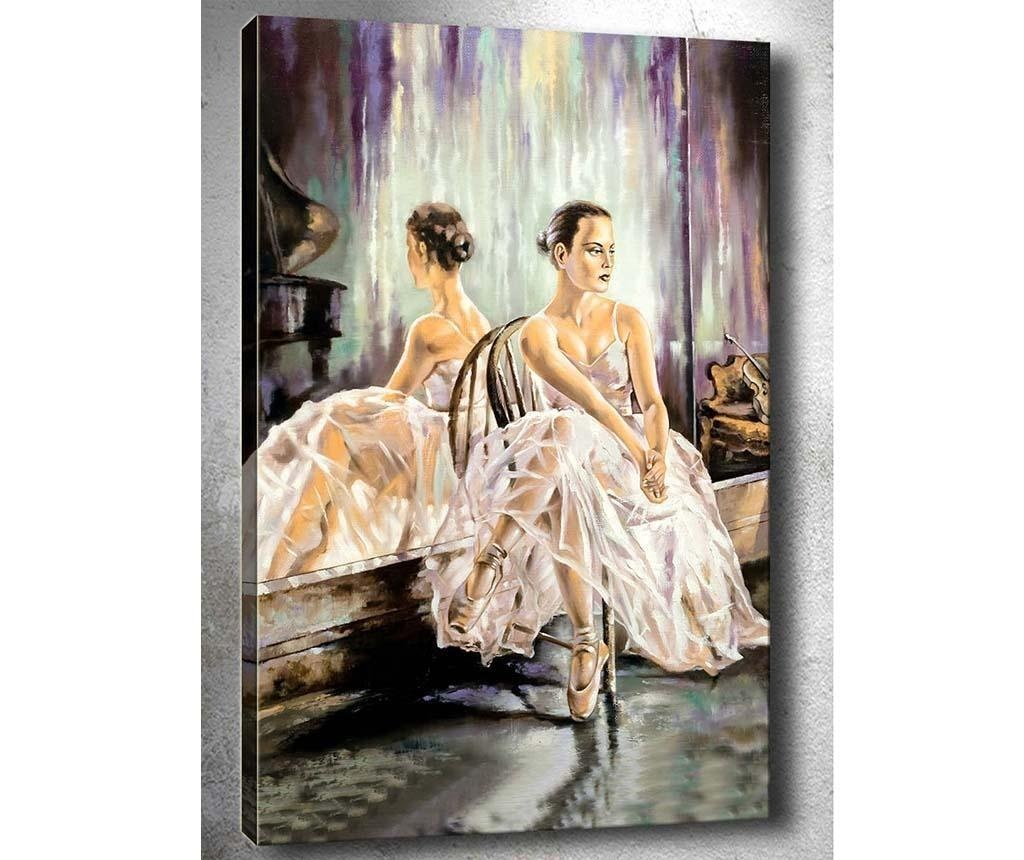 Slika Ballerina 70x100 cm