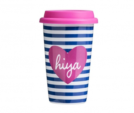 Travel mug Hiya Travel 330 ml