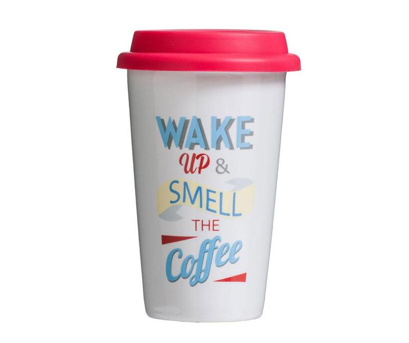 Wake Up Utazóbögre 330 ml