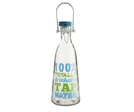 Butelka z zamknięciem pałąkowym Totally Drinkable 1 L