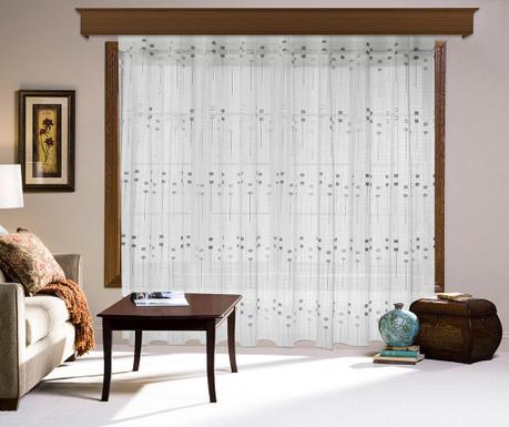 Záclona TorieGrey 200x260 cm