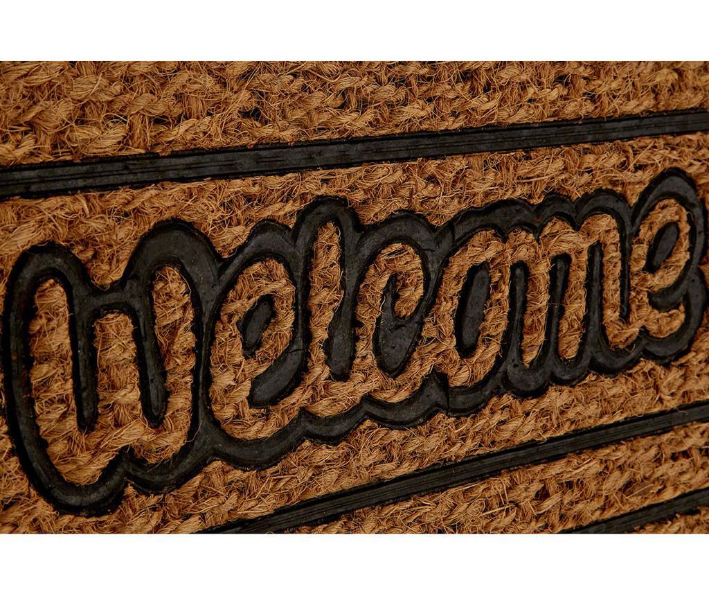 Vchodová rohožka Welcome Stripes 40x60 cm