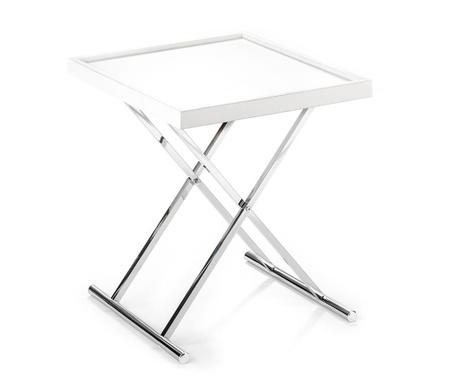 Zložljiva mizica s pladnjem Baldi