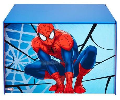 Кутия с капак за съхранение Spiderman