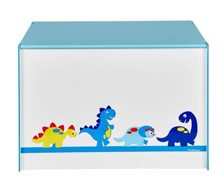 Кутия с капак за съхранение Dinosaurs