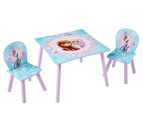 a789f33c41fb Sada detský stolík a 2 stoličky Frozen - Vivrehome.sk