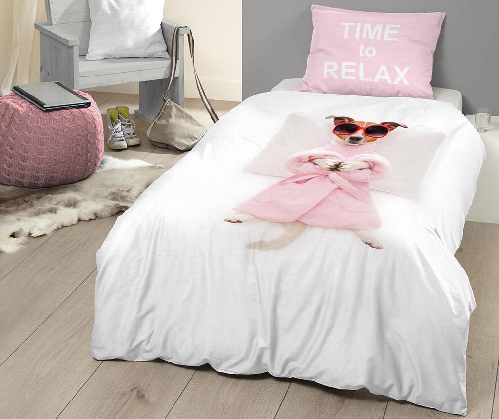 Posteljnina Single Ranforce Relax