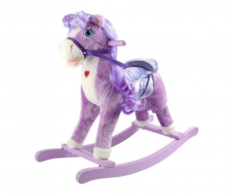 Purple Pony Hintaló