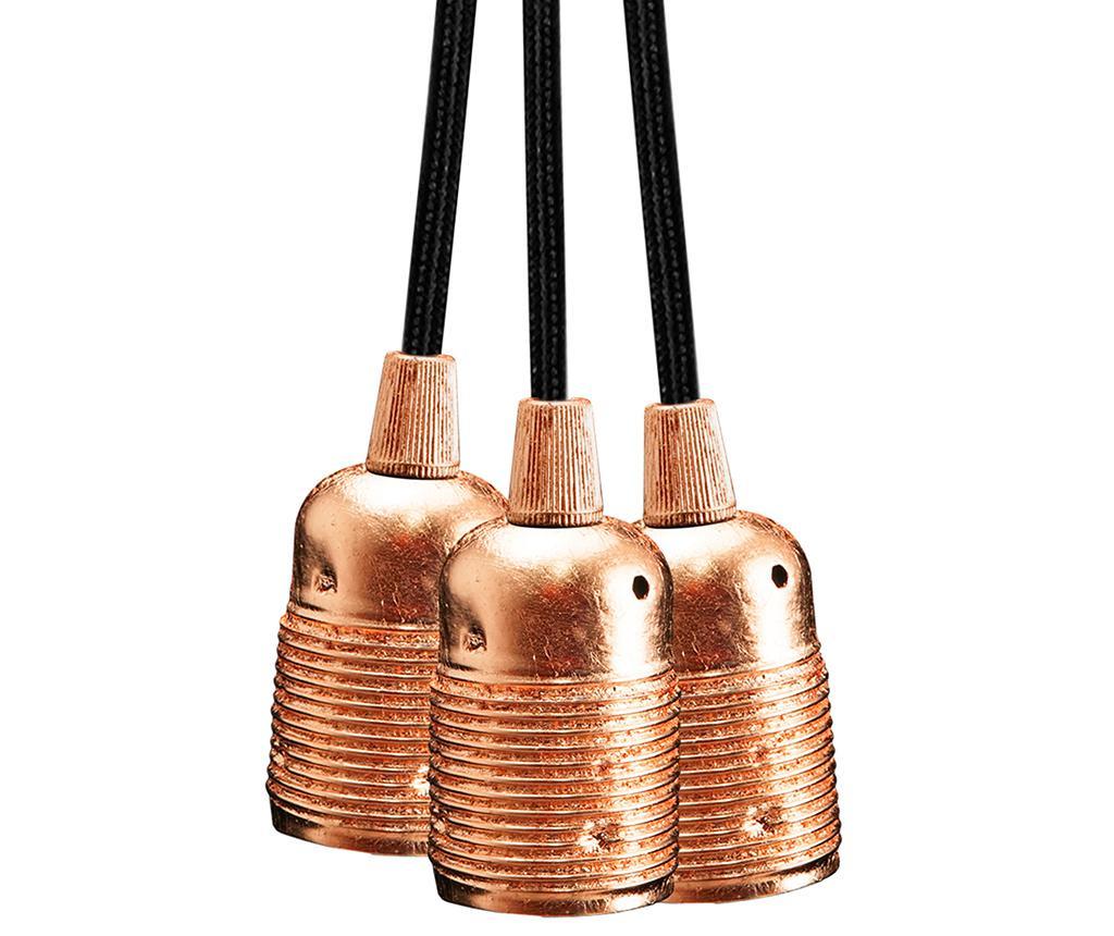 Lustra Uno Triple Copper