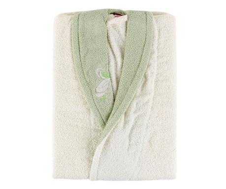 Daily Ecru Green Női fürdőköpeny S/M