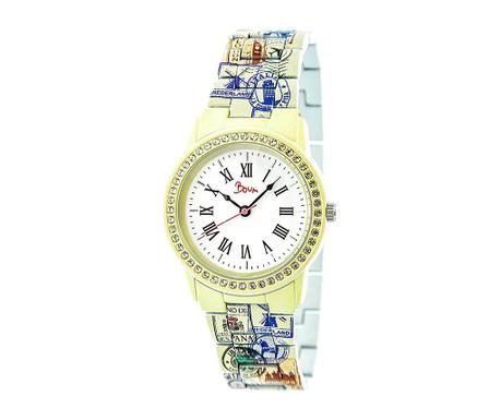 Dámské hodinky Boum Bon Voyage Yellow