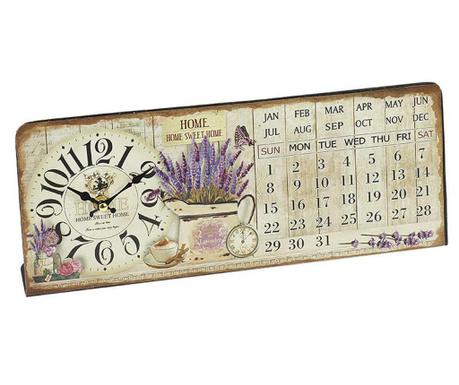 Calendaris Asztali óra