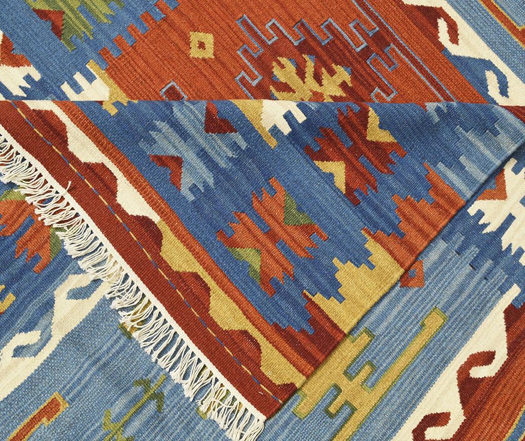 Tepih Kilim Macario Blue 170x230 cm
