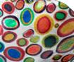 Platou decorativ Center Dots