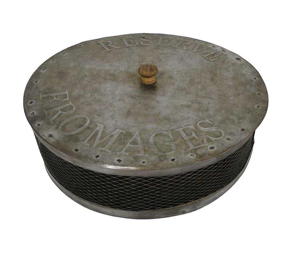 Krabica s vekom na syr Mesh