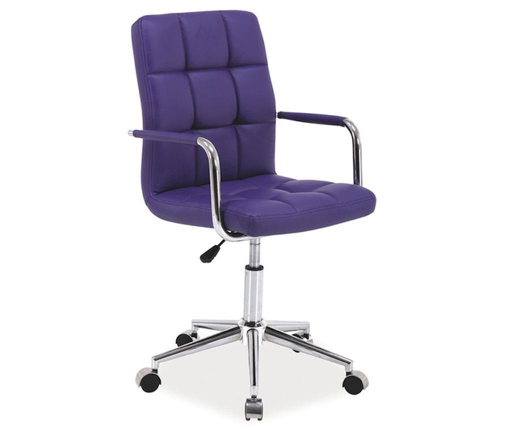 Pisarniški stol Monda Purple