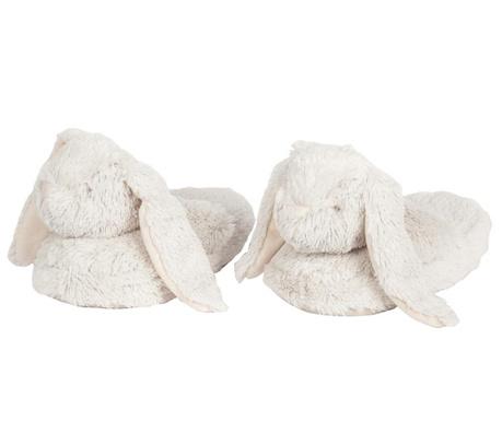 Papuci de casa Rabbit Pouf 28